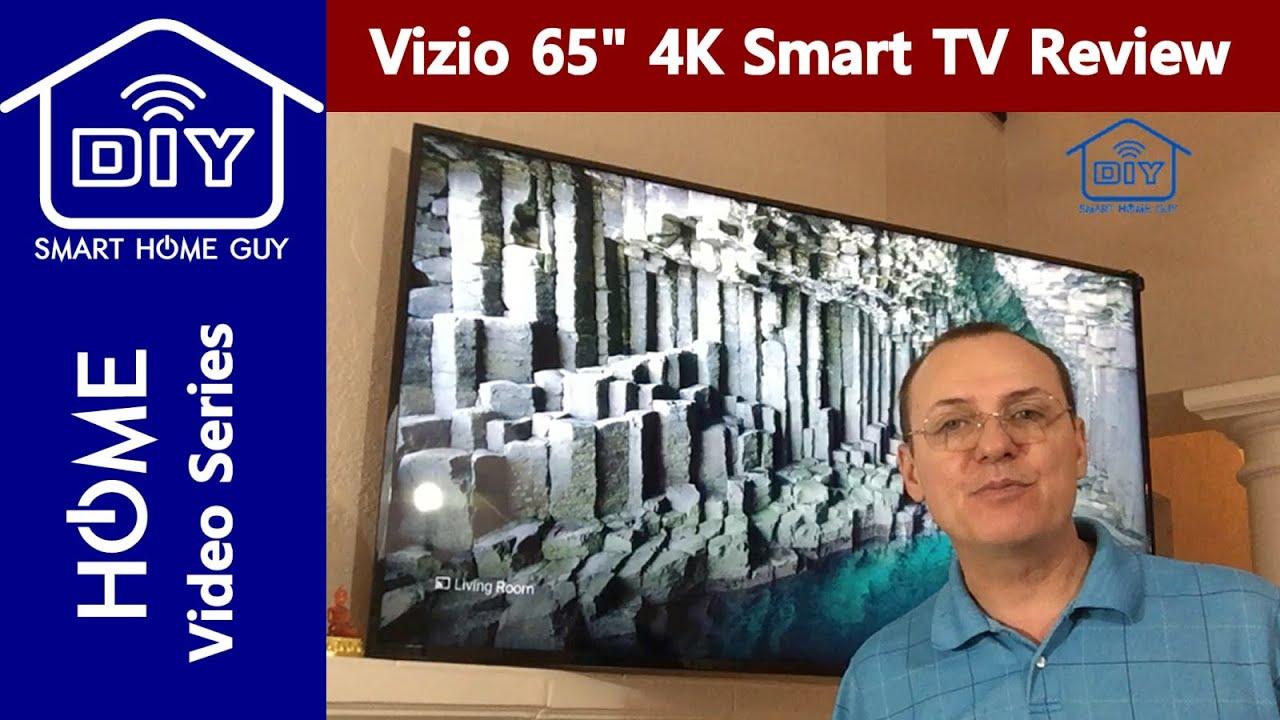 Review Vizio E Series E65u D3 65 Inch UHD 4K Smart TV Display With True 4k  Resolution   YouTube