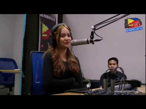 Eurika sings 'From this Moment' LIVE at Pinas FM 95.5