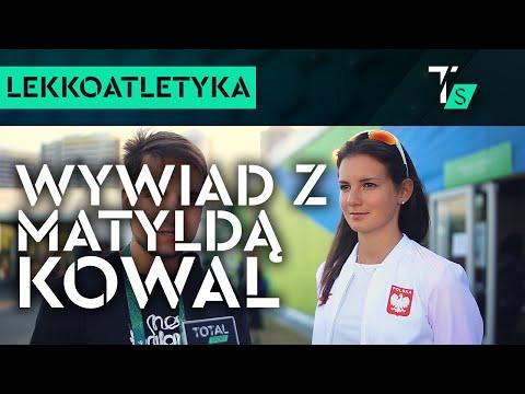 Matylda Kowal: Na Stadionie Olimpijskim było pięknie! Film