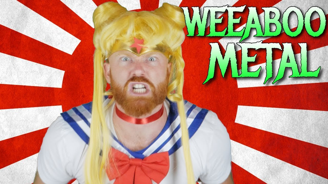 Download WEEABOO METAL (OFFICIAL MUSIC VIDEO)