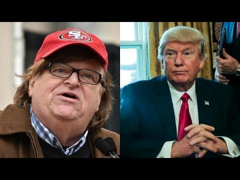 Michael Moore: Trump On Pace To Win Reelection
