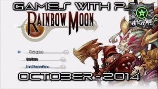 Games with PS+ - Rainbow Moon