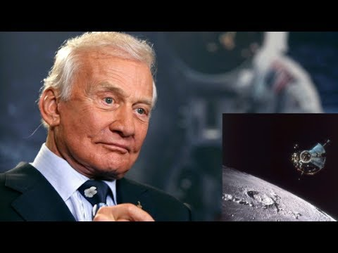 "Buzz Aldrin Saw a UFO During 1969 Apollo 11 Moon Landing Mission: ""There Was Something Out There"""