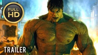 ? THE INCREDIBLE HULK (2008) | Full Movie Trailer in HD | 1080p