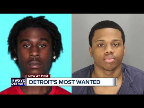 Dominique Roberson is one of the youngest fugitives on the US Marshals wanted list