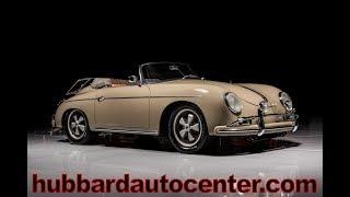 1959 Porsche 356 D Convertible Replica