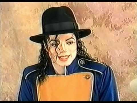 Michael Jackson - Molly Meldrum interview 1996