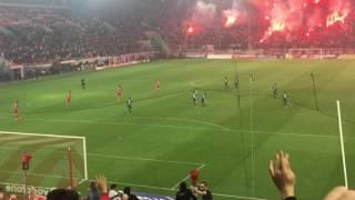 Olympiakos-  Panathinaikos  3- 0   το 3ο γκολ