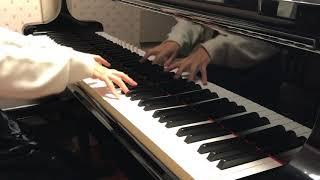 ピアノ演奏「Time goes by /ジャニーズWEST」【耳コピ】