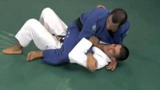 Triangle Choke from the Mount (Gracie Breakdown)