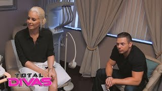 Maryse and The Miz become emotional the first time they hear their ...