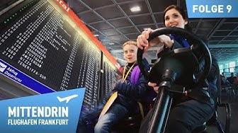 Care-Services: Hilfe für große und kleine Passagier   Mittendrin - Flughafen Frankfurt (9)