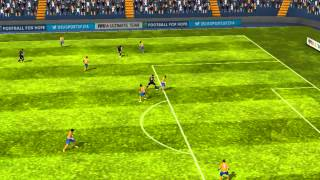 FIFA 14 iPhone/iPad - Fancy Futbol vs. Juventus