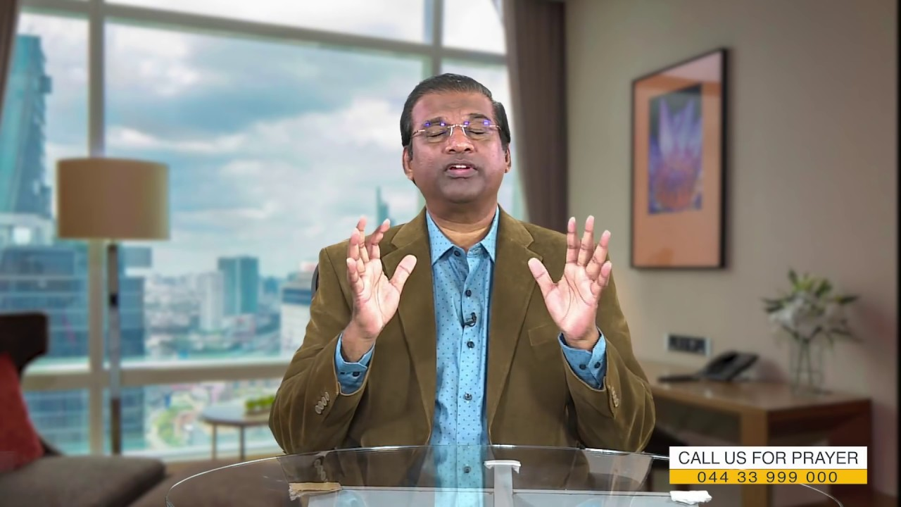 Receive God's Justice | Dr. Paul Dhinakaran