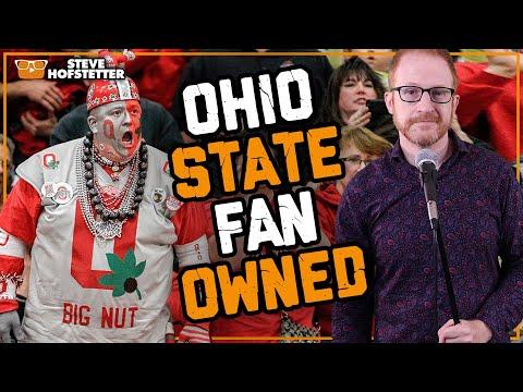 Comedian vs. Ohio State fan