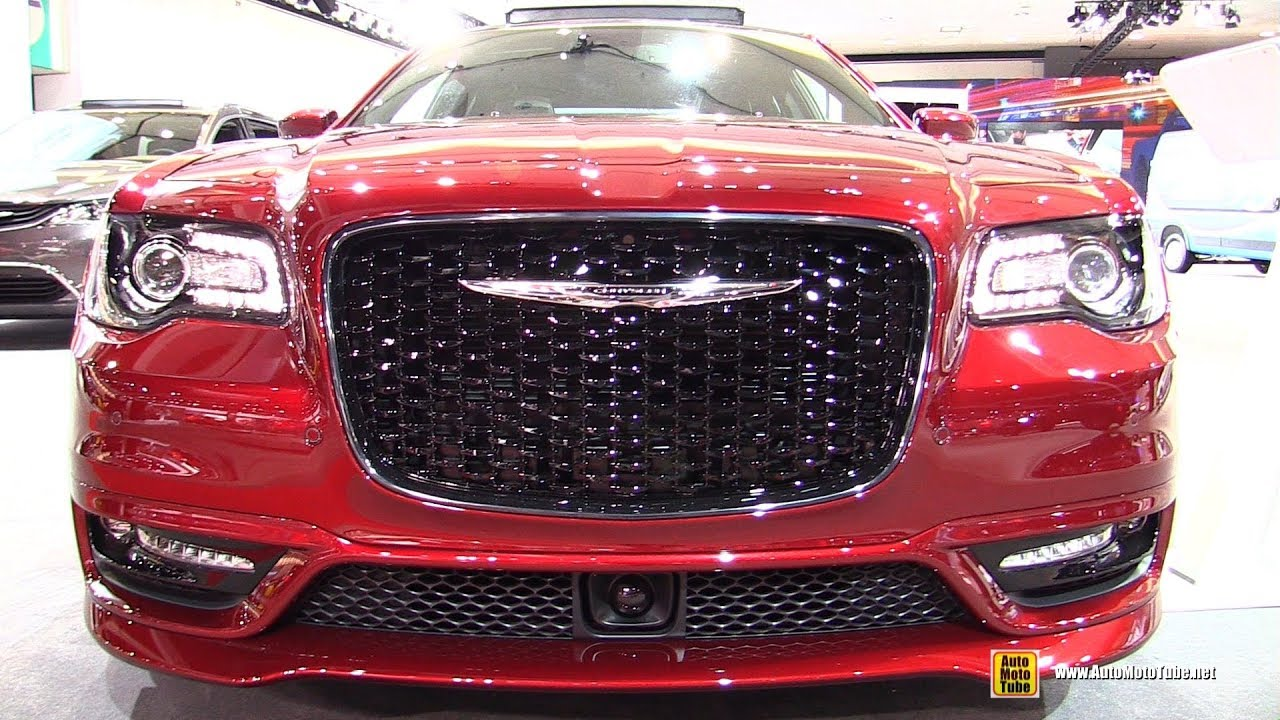 2018 chrysler 300 s exterior and interior walkaround - Chrysler 300 red interior for sale ...