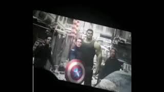 Avengers Endgame Leaked
