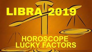 Libra Tula Rashi Lucky Factors And 2019 -2020 Horoscope. Libra 2019...