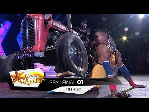 Youth With Talent - Generation Next - Semi Final  (01) - (10