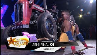 Youth With Talent - Generation Next - Semi Final  (01) - (10-02-2018) Thumbnail