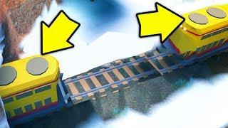 SEPARATE TRAIN GLITCH IN JAILBREAK!! (Roblox)