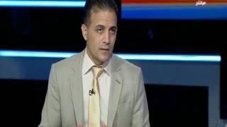 #ستاد_بلدنا | الكابتن احمد صالح : عاتب علي جمهور الاهلي لسبه اسامة نبيه