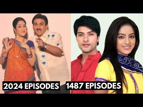 Top 10 Longest Running Shows Of Indian Television Serials