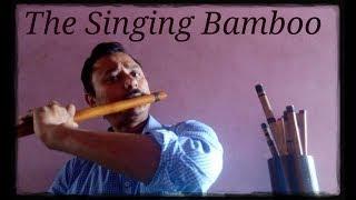 BANGLE KE PEECHE KARAOKE Flute Instrumental by ALOK KULSHRESHTHA