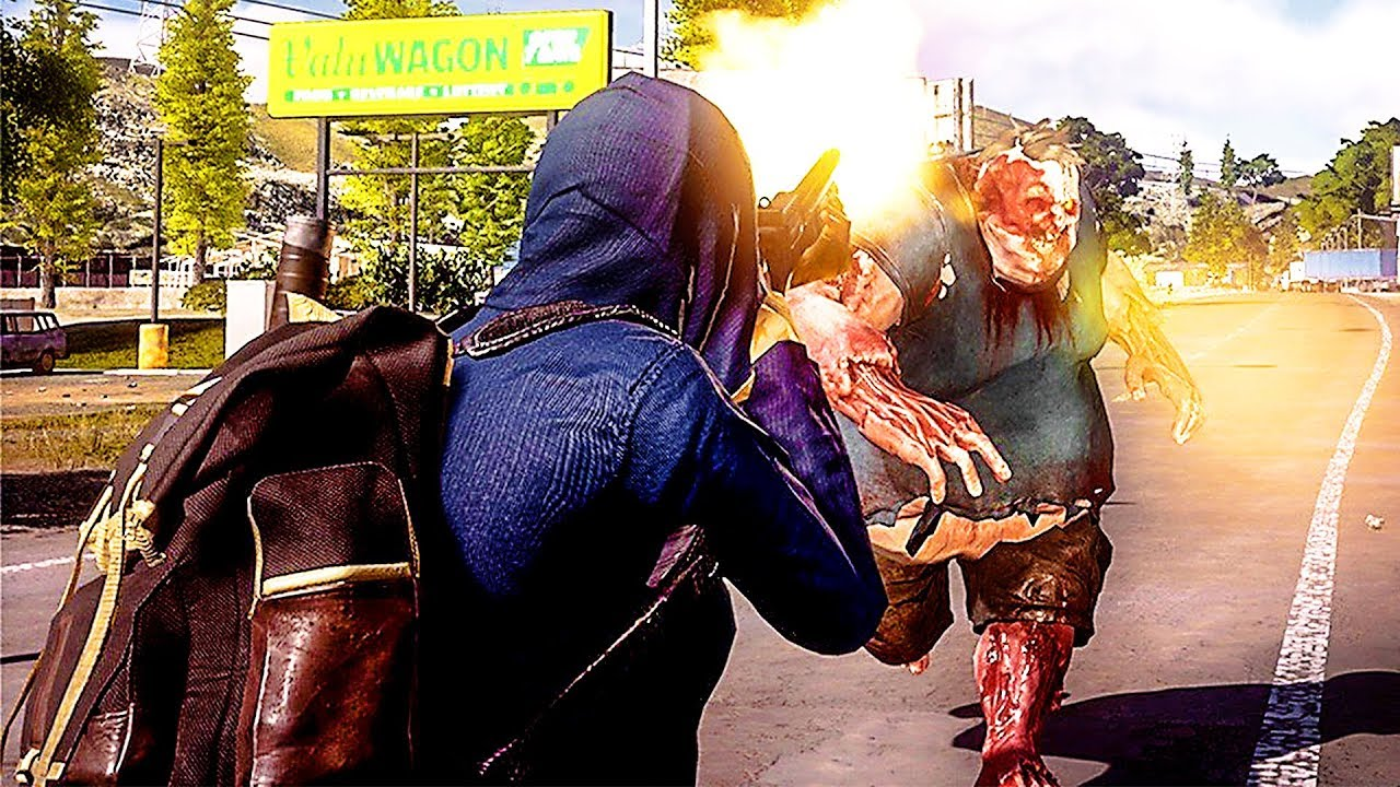 STATE OF DECAY 2 Independence Pack Trailer (2018)