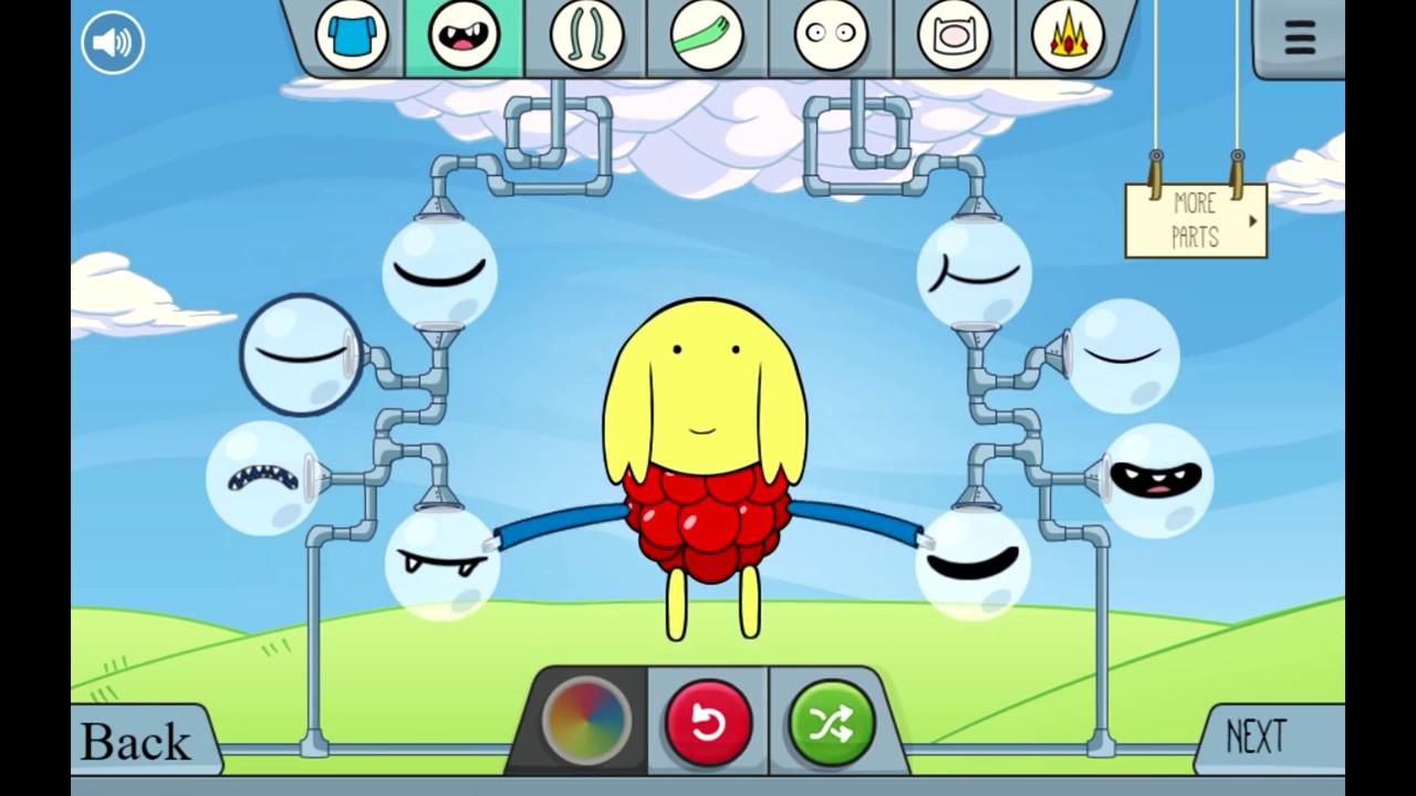 Cartoon Network Character Designer Salary : Cartoon network games character creator adultcartoon