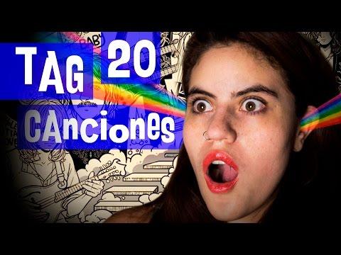 TAG de las 20 Canciones | Dama G