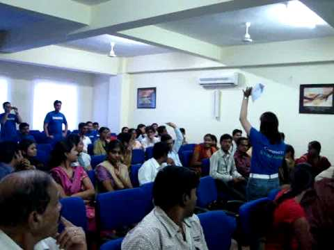 Deloitte - Impact Day at ABS Hyderabad - YouTube