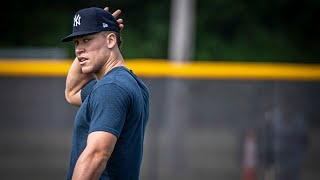 Aaron Judge has some comments on the Houston Astros Scandal