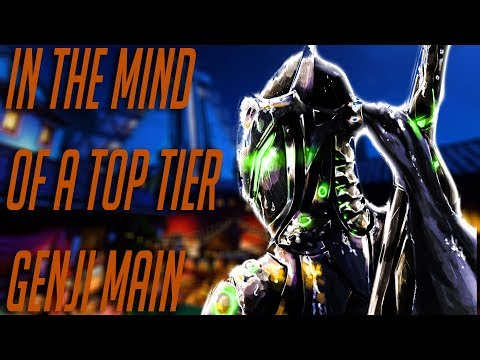 In The Head Of  A Top Tier Genji