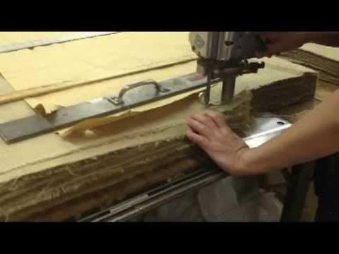 Burlap fabric products manufacturing in Canada by Hometex.ca thumbnail