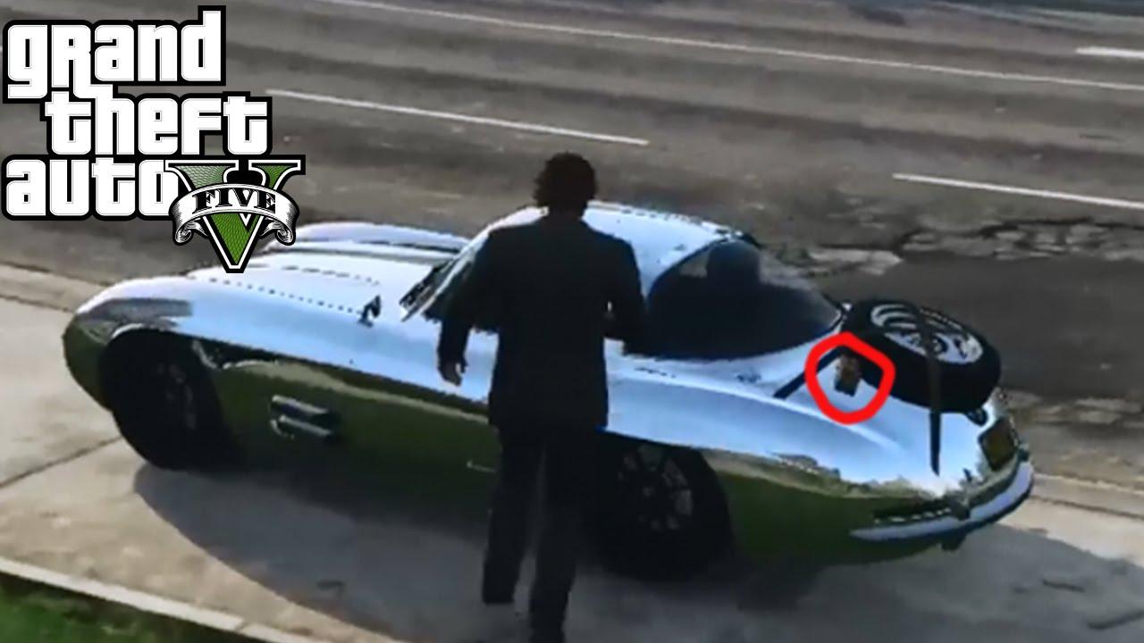 TUZAK ARABASI!! - GTA 5 Online - YouTube