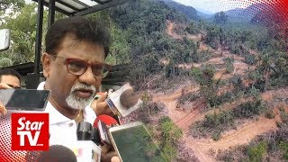 Xavier says no decision yet, as Pahang demands RM17bil for conserving forest