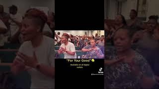 """🕺"""" For Your Good"""" 💃🏾🎶☀️ #availableonalldigitalplatforms #kevinlemonsandhighercalling  #choir"""