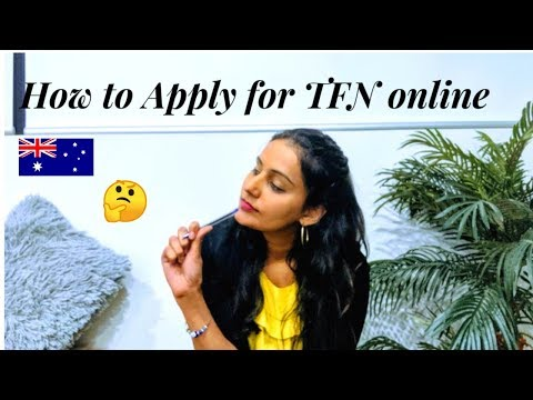 Apply For A TFN (Tax File Number) In Australia | Step By Step Guide