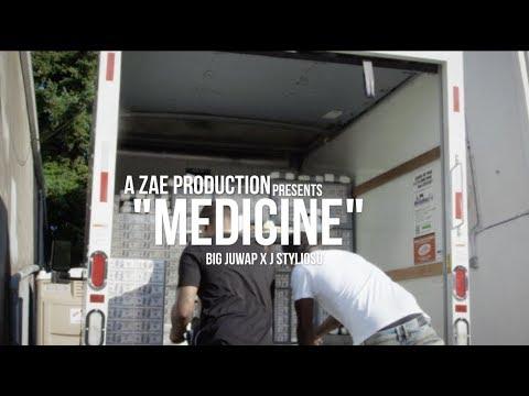 Big Juwap x J Stylioso- Medicine (Official Music Video)