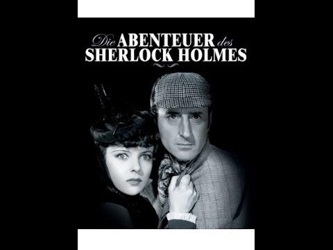 Sherlock Holmes - Die Abenteuer des Sherlock Holmes (1939) [Full HD] [Deutsch]