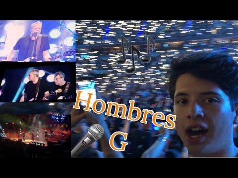 Hombres G 2020 Arena CDMX  / CONCIERTO RESURRECCIÓN TOUR.