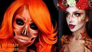 Top 10 Makeup Tutorial Compilation 2018 | Halloween Makeup Edition