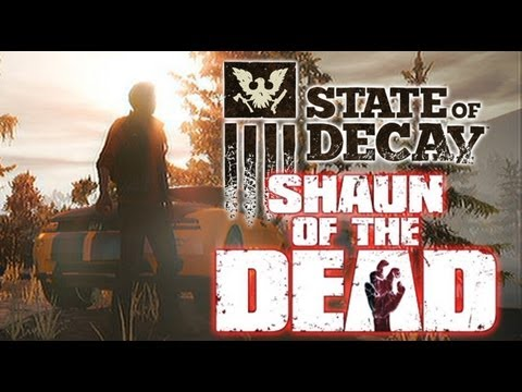 State of Decay | Shaun of the Dead Easter Eggs