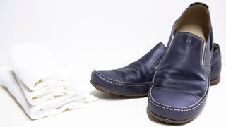 Cómo ensanchar zapatos y evitar rozaduras en zapatos nuevos. Truco fácil para ensanchar zapatos nuevos. How to widen shoes and avoid chafing in new ...