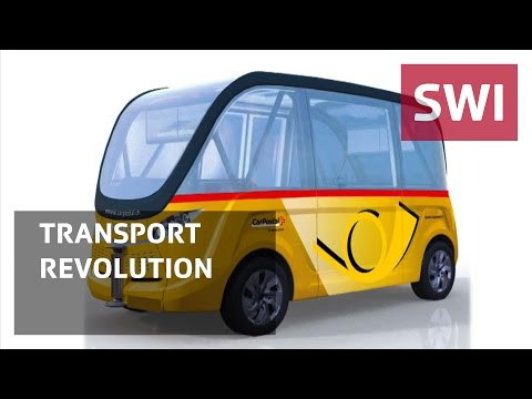 Driverless buses set to hit Swiss roads
