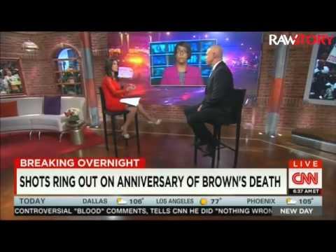 CNN's Harry Houck and Mo Ivory debate Ferguson police violence