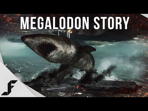MEGALODON STORY - How the Easter Egg was discovered!