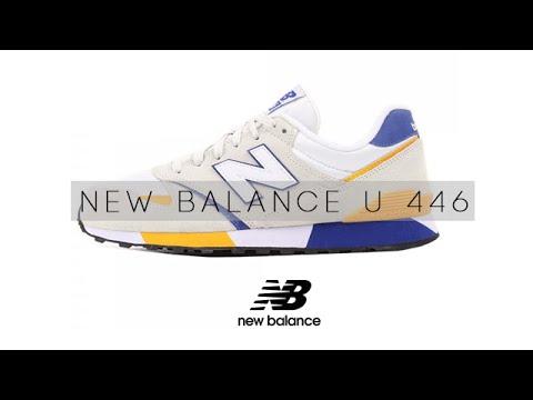 new balance 446 sample