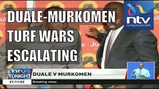 Duale V Murkomen: What is the big change? || Bull's Eye